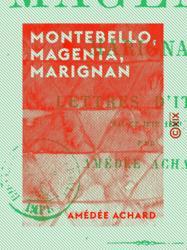 Montebello, Magenta, Marignan
