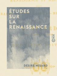Études sur la Renaissance