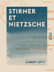 Stirner et Nietzsche