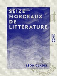 Seize morceaux de littérature