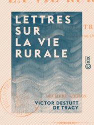 Lettres sur la vie rurale