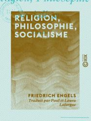 Religion, Philosophie, Socialisme
