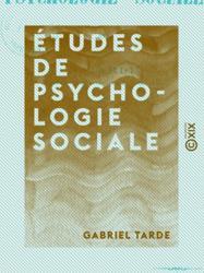Études de psychologie sociale