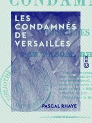 Les Condamnés de Versailles