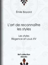 L'art de reconnaître les styles