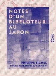 Notes d'un bibeloteur au Japon