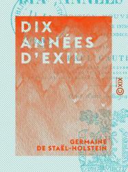 Dix années d'exil