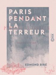 Paris pendant la Terreur
