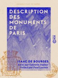 Description des monuments de Paris