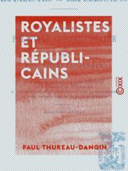 Royalistes et Républicains