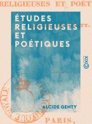 Études religieuses et poétiques