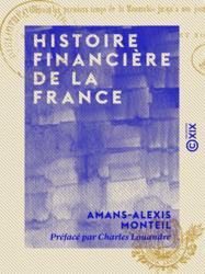 Histoire financière de la France