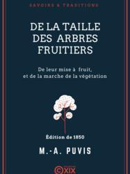 De la taille des arbres fruitiers